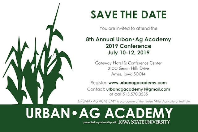 NBCSL   Urban-Ag Academy 2019 Conference-Events